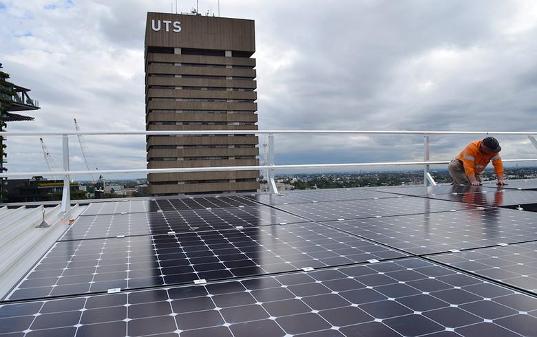 NSW uni to buy power from 32-MW solar park