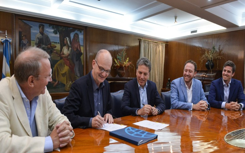 Argentina signs USD-250m guarantee deal for RenovAr projects