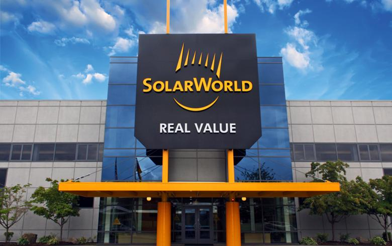 SolarWorld expects cash injection to revive US ops