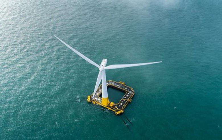 Floatgen turbine generates 6 GWh of power in 2019