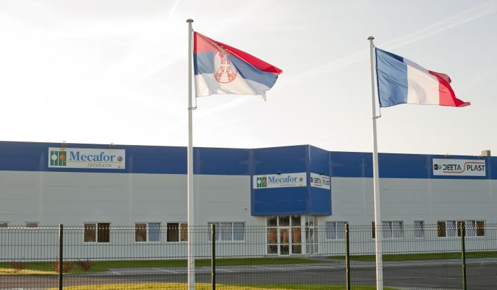 INTERVIEW - Serbia's Mecafor Products considering new factory as business grows