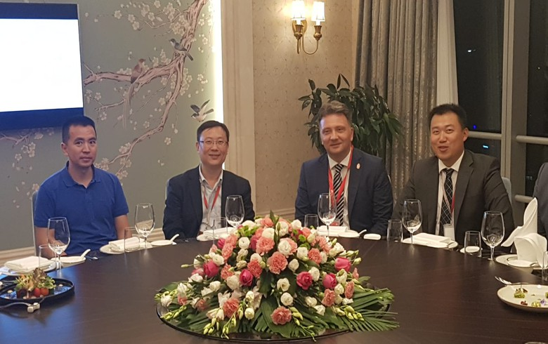 China's Huawei eyes development of data centre in Serbia