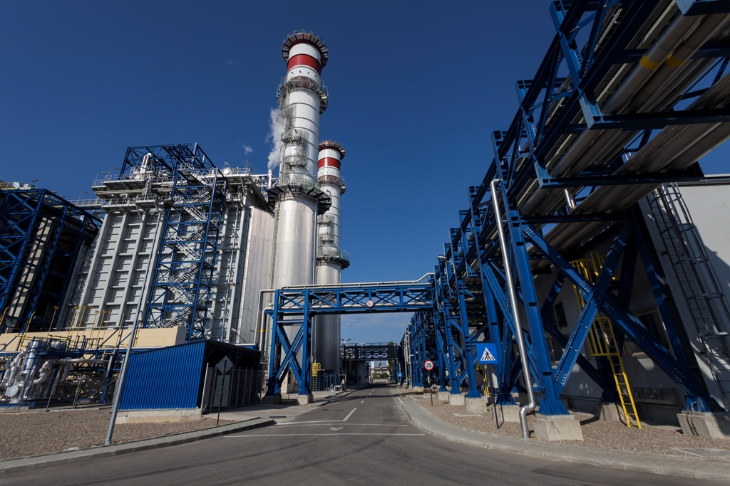 Romania's OMV Petrom says Brazi power plant now fully operational