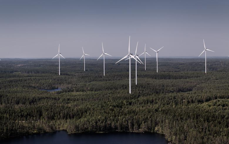 Eolus transfers 163-MW Swedish wind farm to Aquila