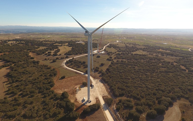 Endesa switches on 8-MW Spanish wind park