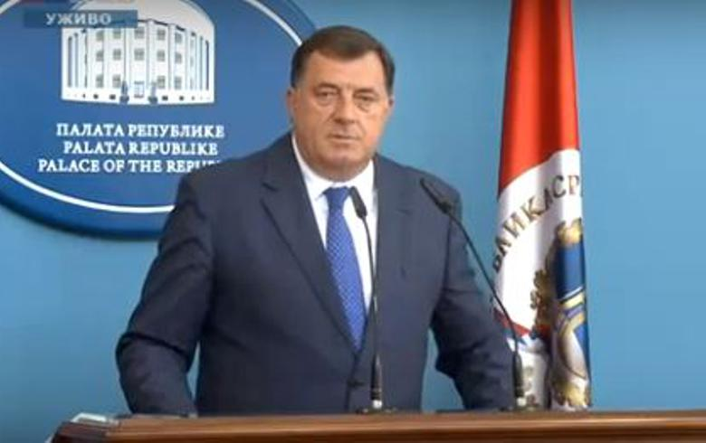 Transparency International Bosnia files criminal charges against Dodik ahead of Oct vote