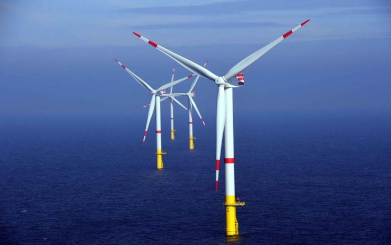 All turbines up at 332-MW Nordsee One offshore wind farm