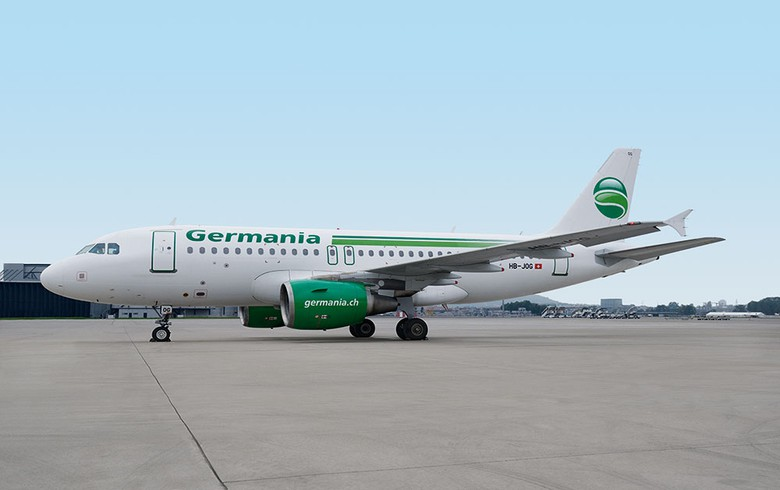 Germania Flug to launch flights from Zurich to Serbia's Nis next year