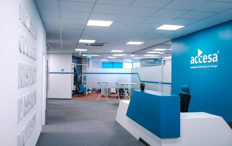 German IT group Ratiodata buys Romanian digital services provider Accesa