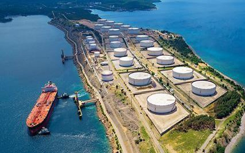 Croatia's Janaf mulls joint projects with Serbia's NIS, Russia's Gasprom - report