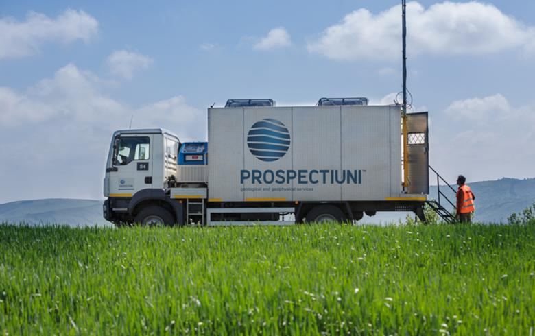 Romania's Prospectiuni to sign contracts worth 250 mln lei ($65 mln) in 2017