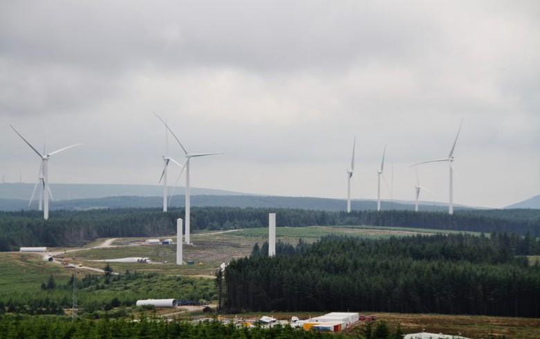 Vattenfall to add storage to 228-MW wind farm in Wales