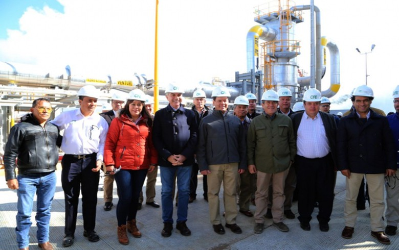 Mexico's CFE opens 25-MW geothermal plant