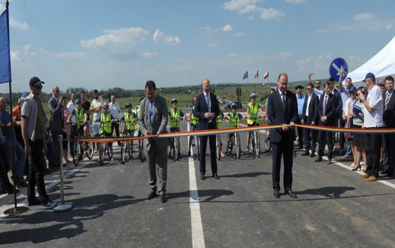 Moldova completes EU-funded bypass around Ungheni - EBRD