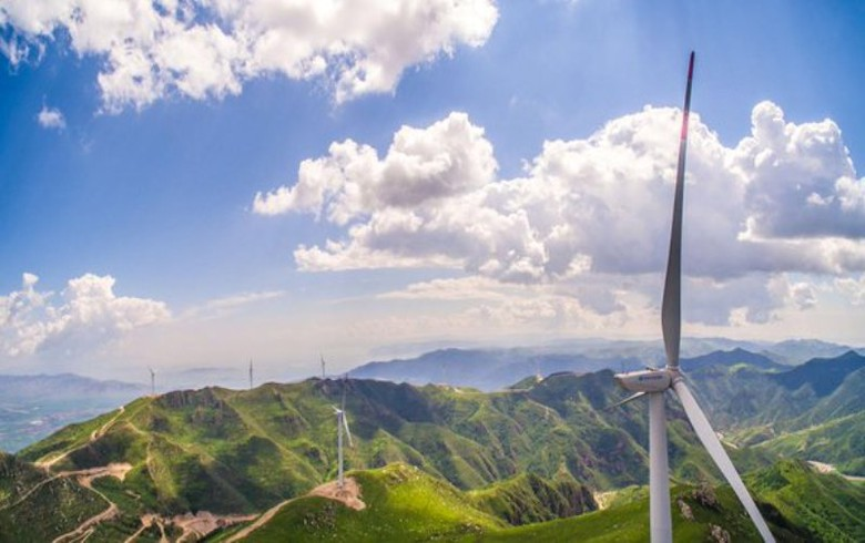 Envision claims 25% of China's 2018 wind installs