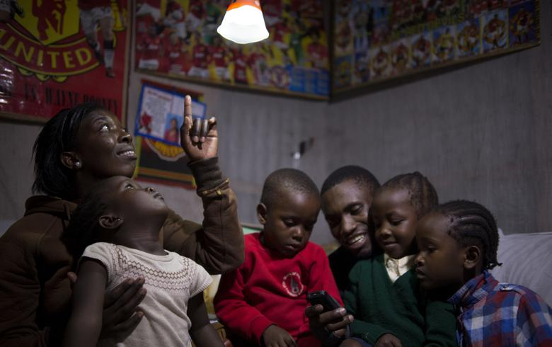 EIB provides USD 25m to d.light for off-grid solar in Africa