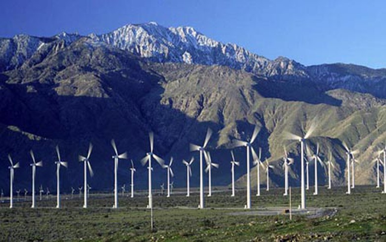 Avangrid unveils PPAs for 22.4-MW Palm Springs wind farm