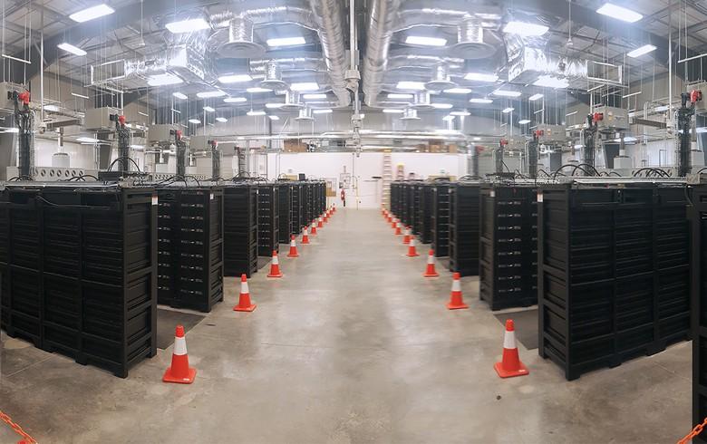 Younicos upgrades 36-MW storage system for Duke Energy