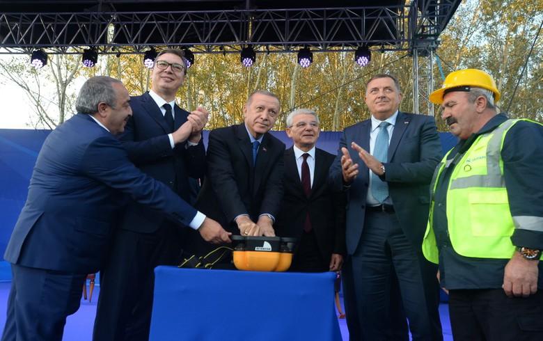 Tasyapi starts construction of Belgrade-Sarajevo motorway