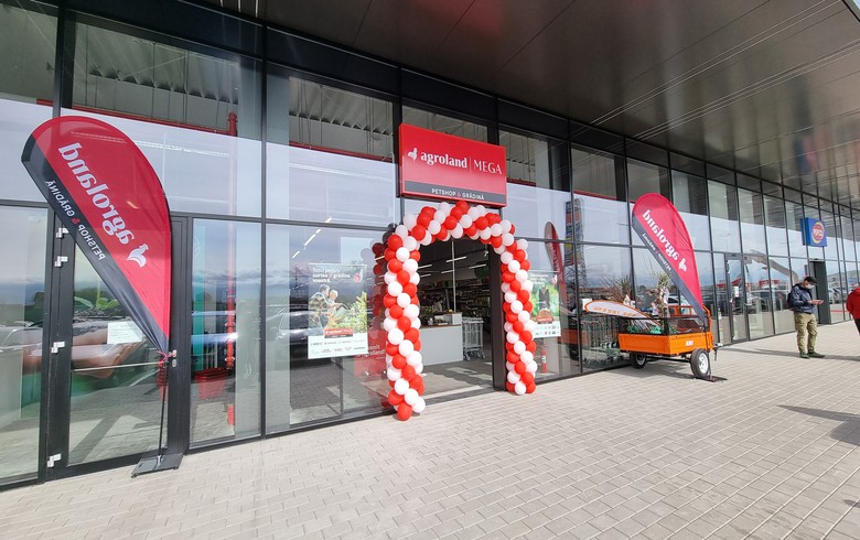 Romania's Agroland invests 200,000 euro in new store in Sibiu