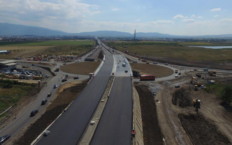 Bulgaria's GBS signs 60.8 mln euro deal for building Sofia ring road section
