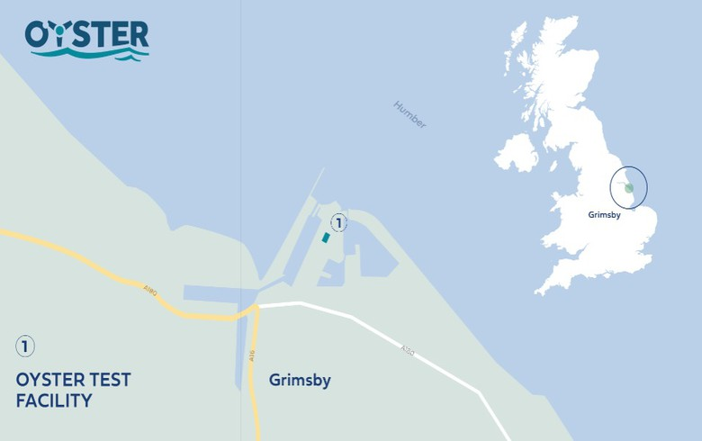 OYSTER project picks Grimsby in England to test offshore electrolyser