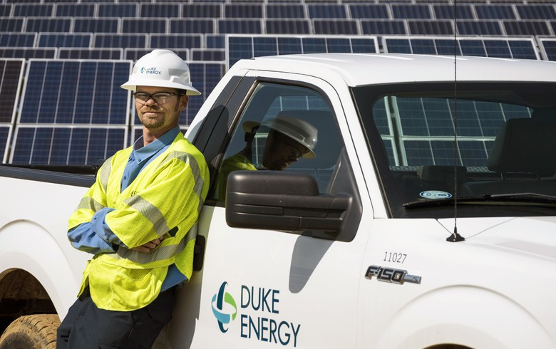 Duke Energy secures 602 MW of solar in N Carolina