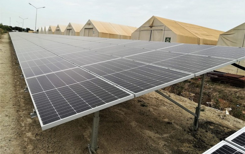 Scatec Solar installs hybrid plant for Humanitarian Hub in South Sudan