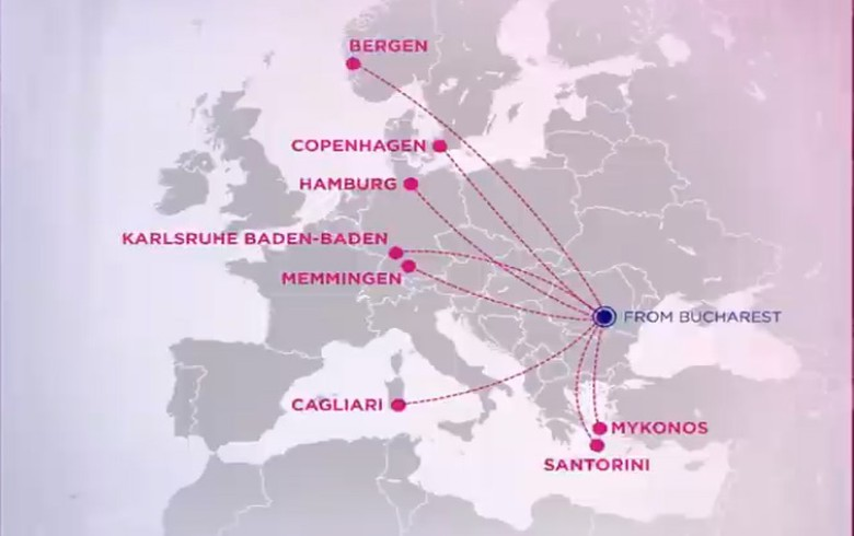 Wizz Air To Launch Eight New Routes From Bucharest In Aug