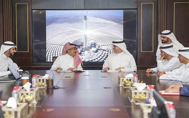 DEWA adds 250 MW of PV to 700-MW CSP project in Dubai
