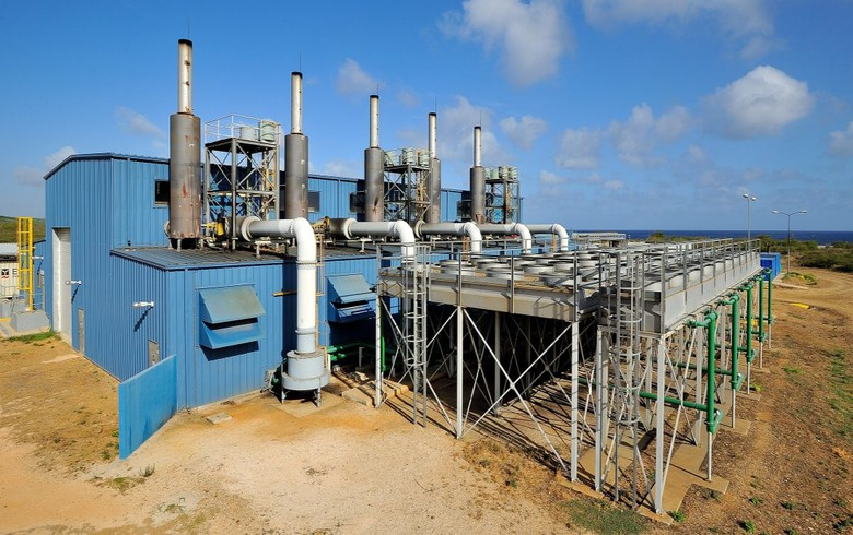 ContourGlobal adds storage to hybrid plant in Bonaire island