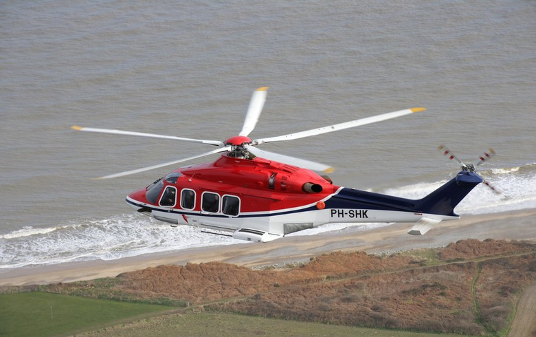 Dong Energy hires helicopters for Hornsea Project One