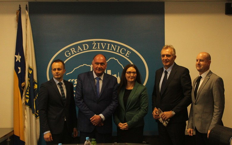 EBRD lending 5 mln euro to Bosnia's Zivinice for landfill project - local govt