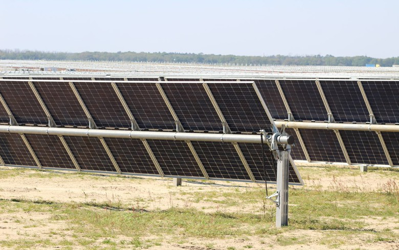 RES breaks ground on 160-MW bifacial solar farm in Georgia