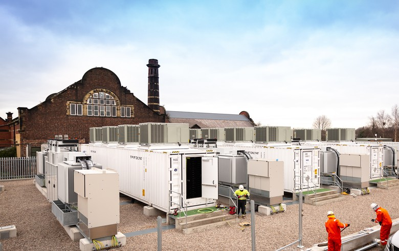 Ørsted's puts into operation 20-MW battery system in UK