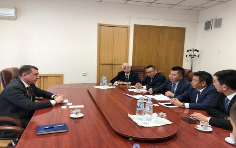 Sichuan Ruifeng mulls investment in Moldova's Marculesti airport - econ min