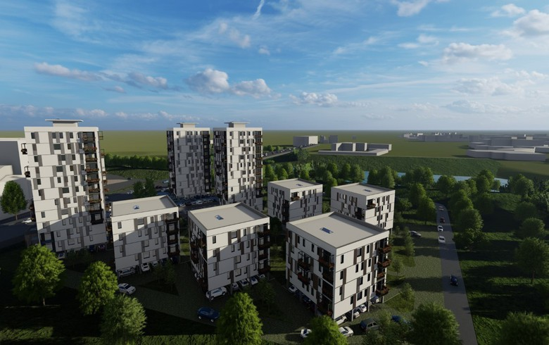 NEPI Rockcastle to build residential projects worth 83 mln euro in Romania