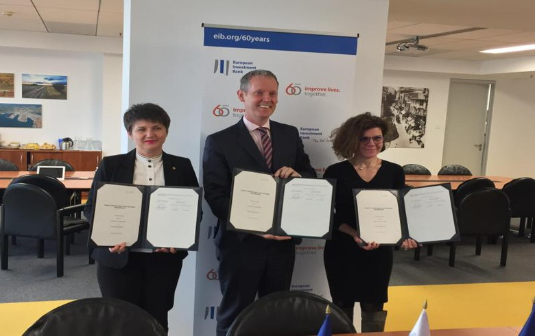 EIB lending 75 mln euro loan to Romania's Banca Transilvania to support SMEs