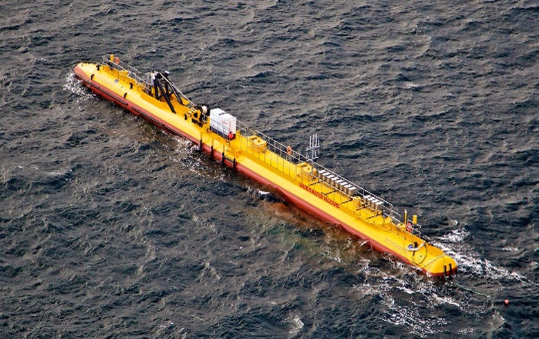 Scotrenewables to recover tidal turbine from EMEC