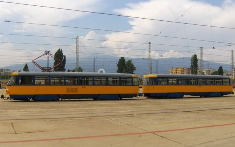 Sofia launches 50 mln euro tender for purchase of 25 trams