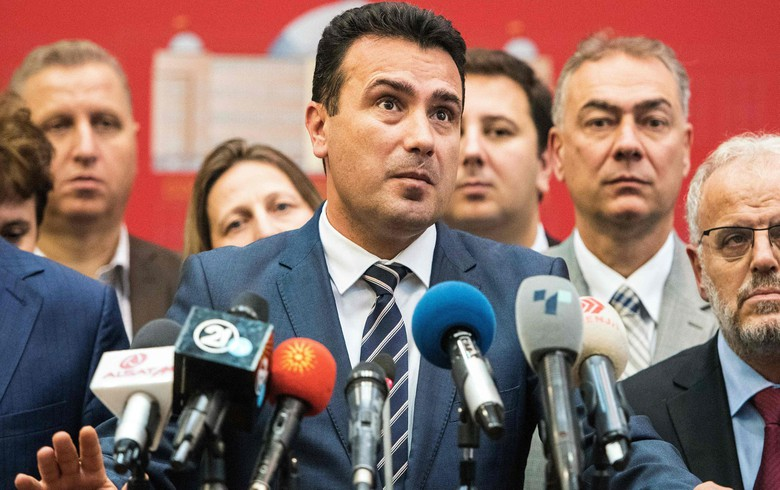 N. Macedonia's PM calls for snap vote after EU delays decision on accession talks
