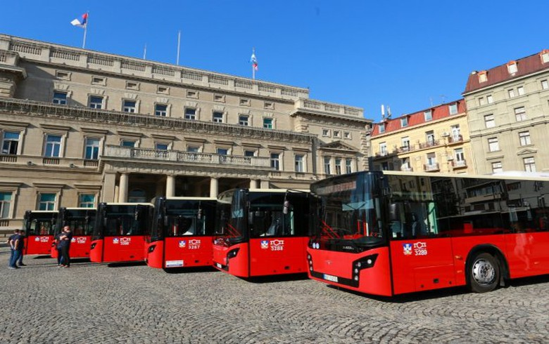 Belgrade public transport company opens tender for delivery of 170 buses