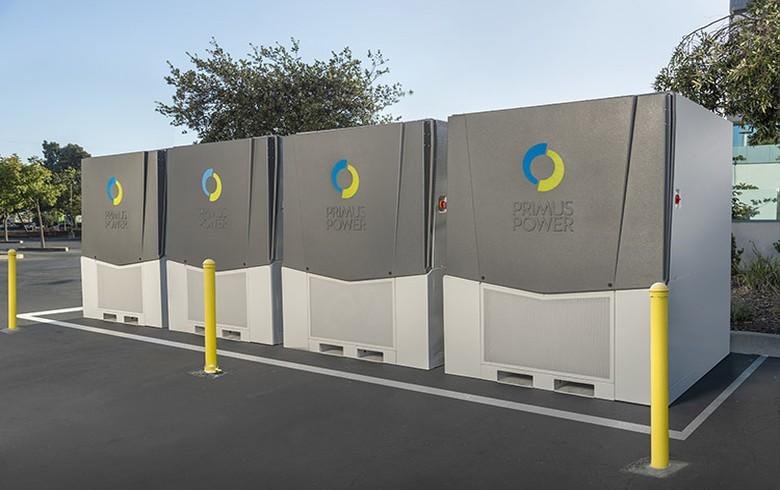 Hong Kong investment co backs US battery maker Primus Power