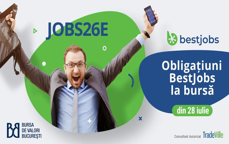 罗马尼亚的BestJobs列出了布加勒斯特交还的3.3万欧元债券