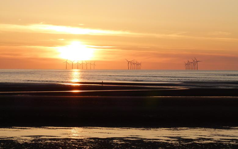 ABB to add energy storage to Burbo Bank offshore wind park