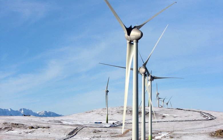 Enel begins construction of 90-MW wind park in Russia