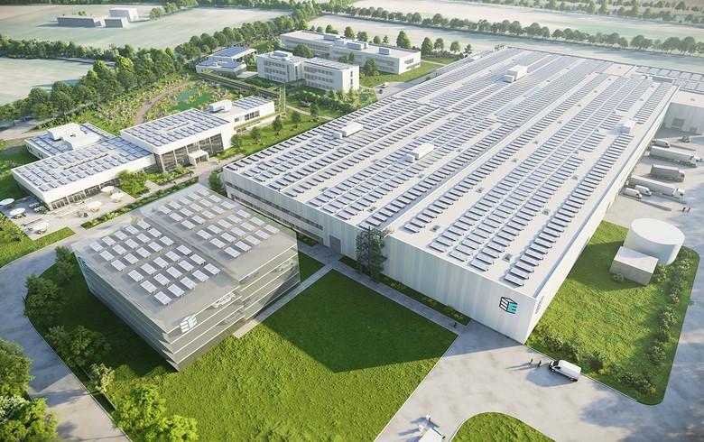 Enapter breaks ground on EUR-105m electrolyser factory in Germany