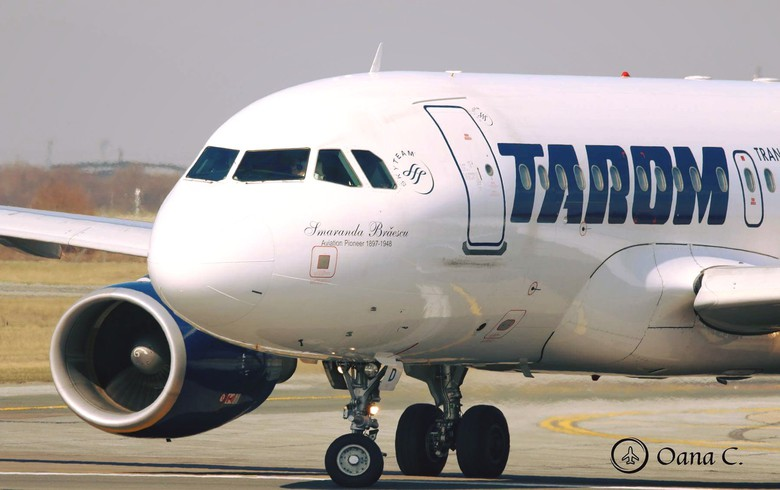 Romania approves 195 mln lei (41 mln euro) state aid for flag carrier Tarom
