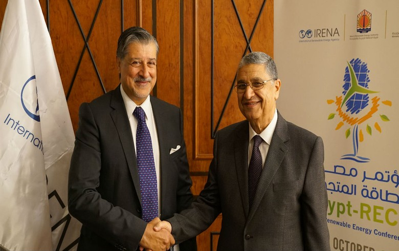Egypt could source 53% of power from renewables by 2030 - IRENA