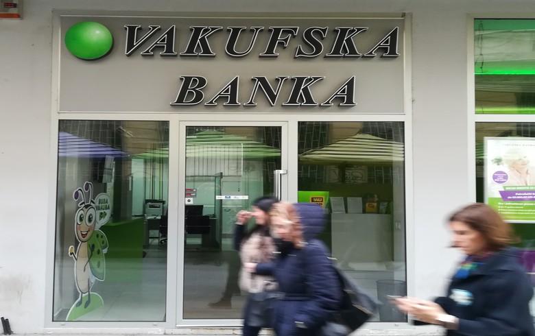Bosnia's ASA Finance takes control of Vakufska Banka - report